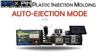 Injection Molding on Desktop | APSX-PIM Offers the Fastest Rapid Prototyping Ever