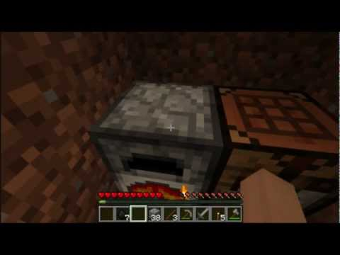 Minecraft Tutorial: How To Make Charcoal