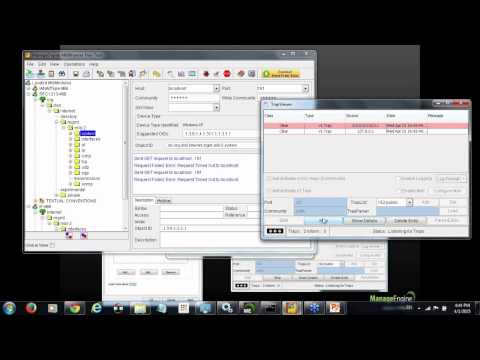 SNMP Operations And Troubleshooting SNMP
