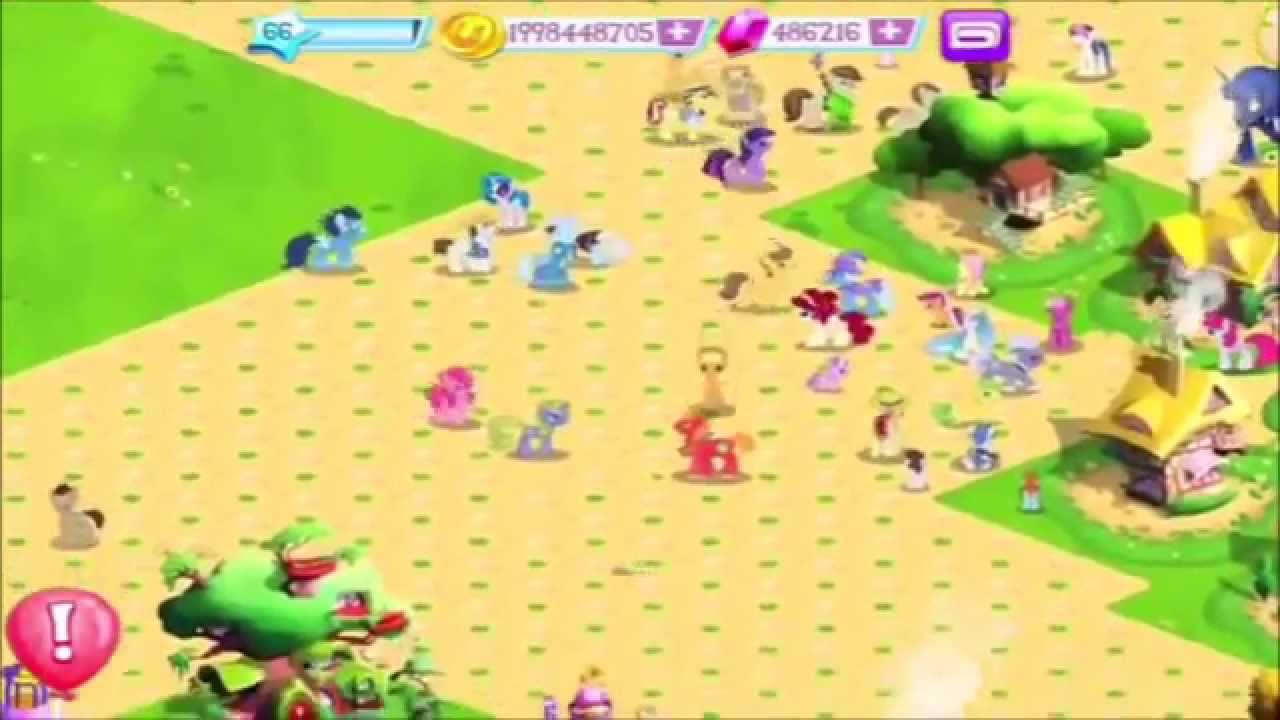 my little pony friendship is magic mlp my little pony gameplay