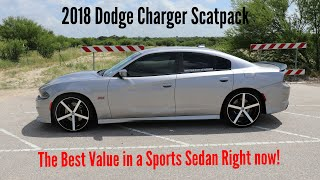 2018 Dodge Charger RT Scatpack | Owners Review