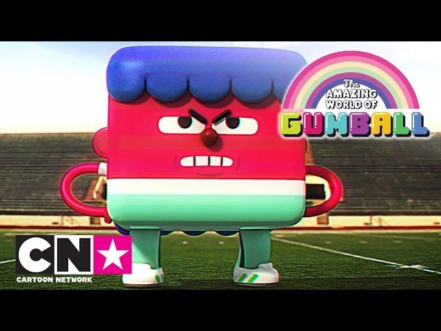 De Wonderlijke Wereld van Gumball | 4 stappen om fit te blijven (korte film) | Cartoon Network