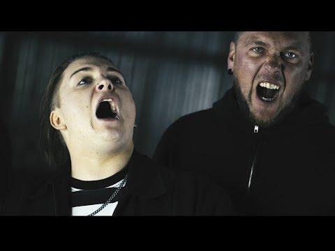WHITE SPARROWS - Aasfresser (2017) Feat. Stefan - Dritte Wahl // Offizielles Video // MS Records