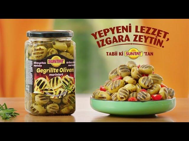 IZGARA ZEYTIN - Gegrillte Oliven
