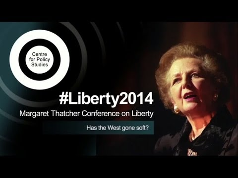 #Liberty2014 - Has the West gone soft?