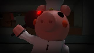 ROBLOX PIGGY CHEF JUMPSCARE - Roblox Piggy Animation