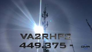 VA2RHP-2 Mont Arthabaska - DMRQ