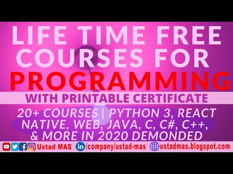 life-time-free-online-courses-for-programming-|-free-online-courses-with-printable-certificate