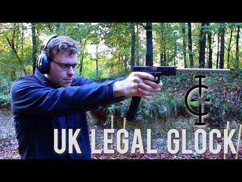 CIP22 - UK Legal Glock - Calibre Innovations Pistol .22LR LBP