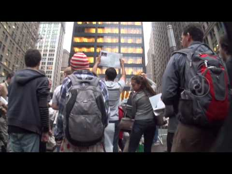 Occupy Wall St 10-13-11 R1 by shaky jones