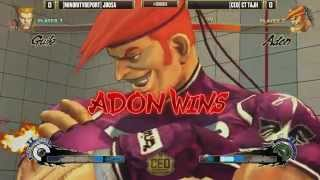 CEO 2015 - USF4 3v3 Teams - Minority Report vs CEO / Next Level Chinatown Dragons vs No Life
