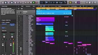 Tiësto & KSHMR - Secrets in Logic Pro X (FREE PROJECT DOWNLOAD)