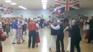 Welcome Waltz Sequence Dance