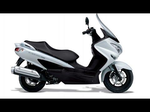 Suzuki Burgman 200 Cc With Abs
