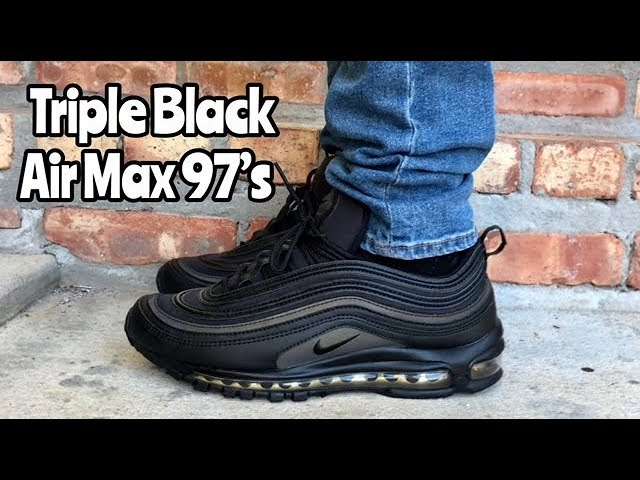air max 97 on feet men