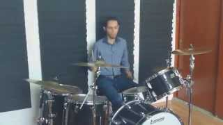Cover Drum Uprising & Panic Station of Muse by Marco Antonio Esparza