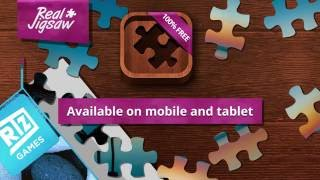 Jigsaw Puzzles Real - Android and iOS Mobile Game