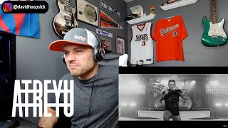 ATREYU - Super Hero (ft. M. Shadows and Aaron Gillespie) | (REACTION!!!)