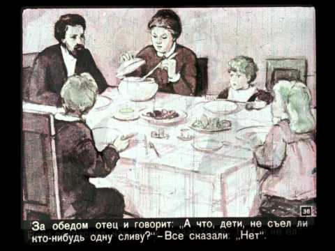 Л.Толстой Косточка