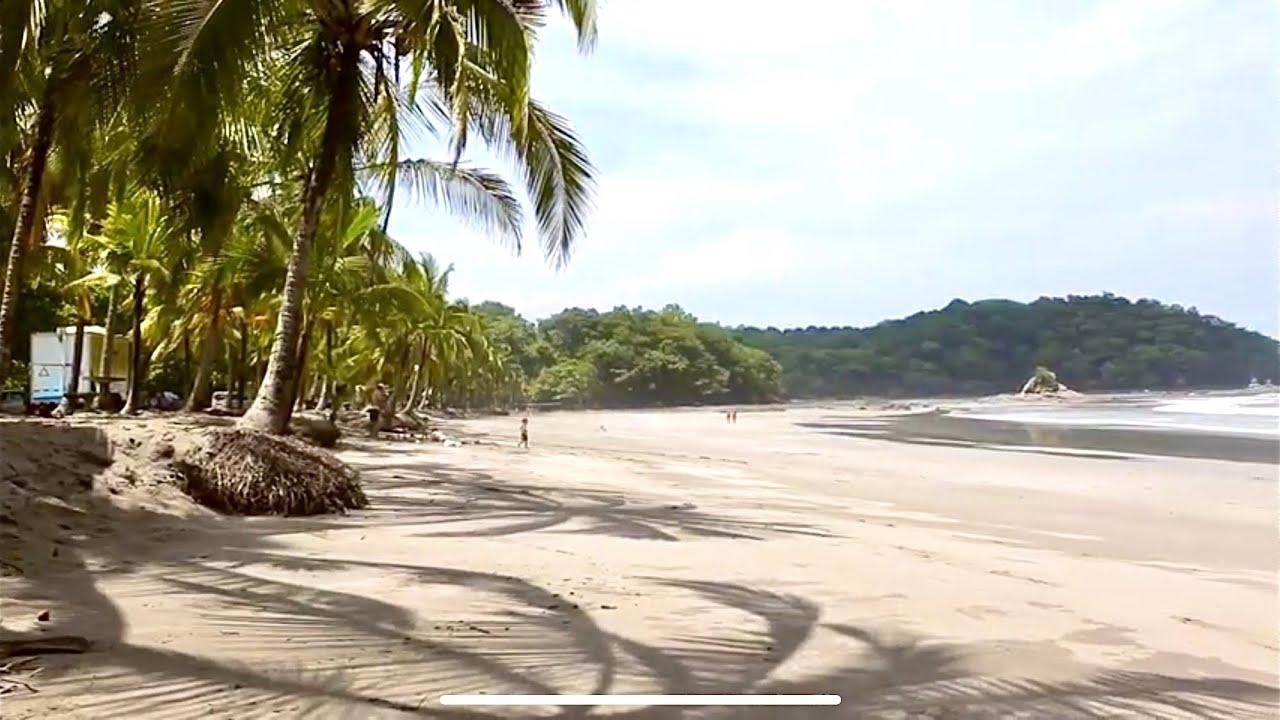 Carrillo Beach Costa Rica Hd Playa