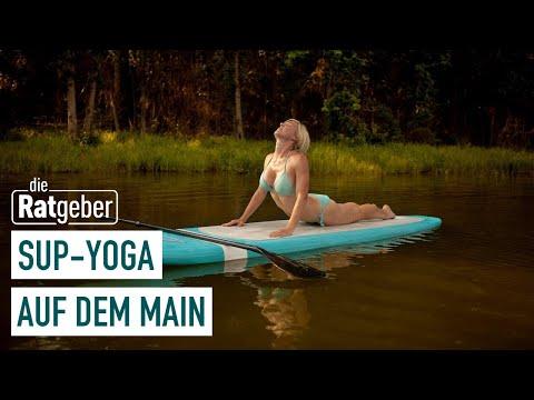 SUP Yoga auf dem Main | ratgeber