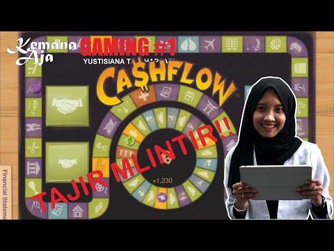KA_Gaming 1 - Cashflow Gameplay Indonesia (The Investing Game (Financial) by Robert T. Kiyosaki)