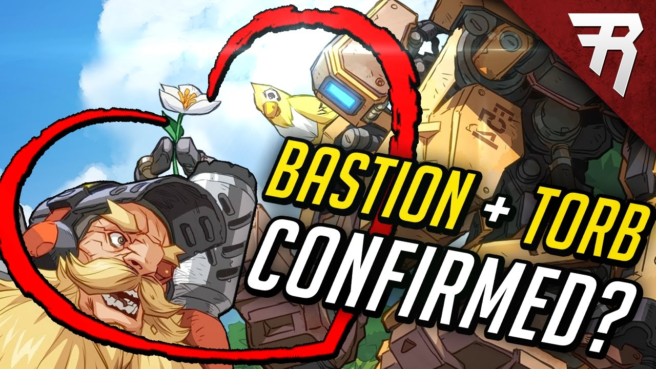 new comic bastion and torbjorn overwatch lore backstory analysis