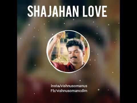 Shajahan love dialogue vijay romantic whatsapp status