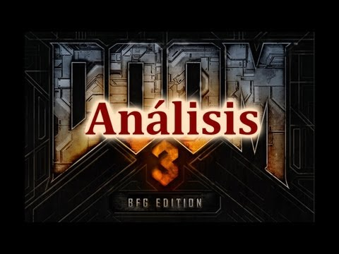 Análisis DOOM 3 BFG Edition (PS3/XTS/PC) HD