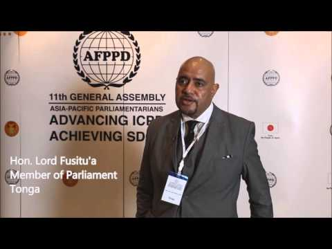 AFPPD 11th General Assembly Interviews