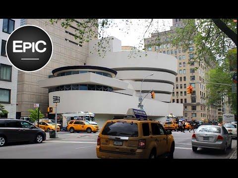 Metropolitan Museum of Art (Met), Guggenheim & Museum of Natural History - New York, USA (HD)
