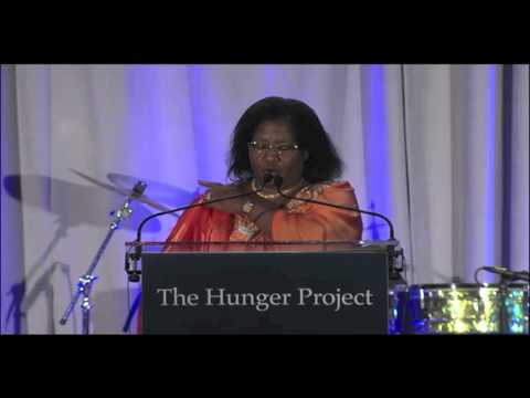 H.E. President Joyce Banda's Keynote at the 2013 Fall Gala