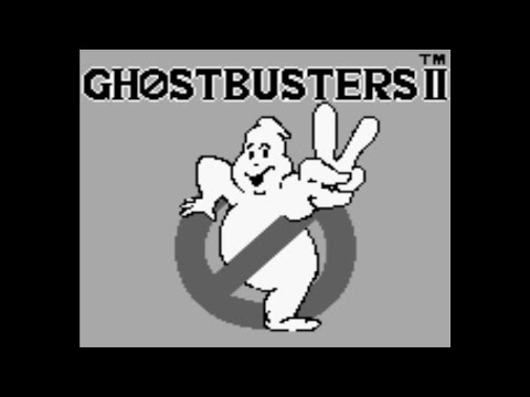 Movies to Video Games Review - Ghostbusters II (Game Boy)