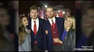 Пелагея и Иван Телегин сыграли свадьбу!!