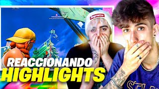 REACCIONANDO A VUESTROS HIGHLIGHTS con BELVID