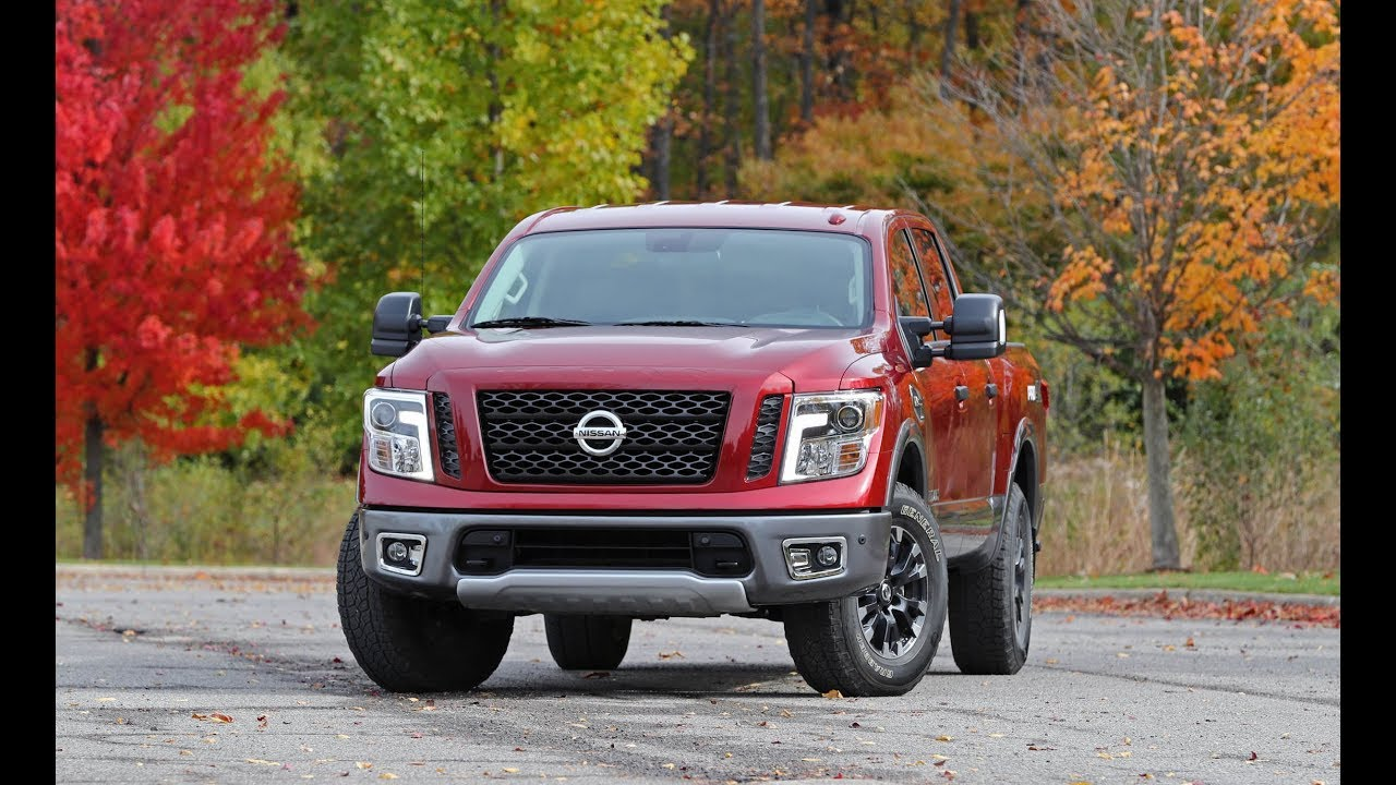 Nissan Titan 2018 Car Review Youtube