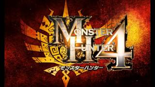 Monster Hunter 4 OST [HD] Primeval Forest Battle Theme