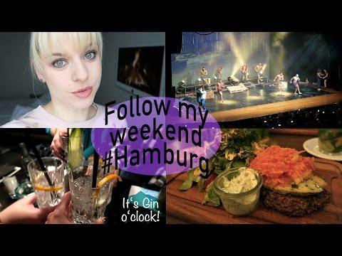 Hamburg - Bodys, Burger & Barkassen #Mädelswochenende