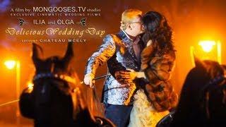 Свадьба в замках Чехии - Шато Мцелы, захватывающее видео(, 2013-04-03T13:05:32.000Z)