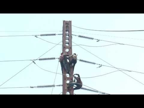 Supreme ERS Tower Installation at Ghaziabad-Part 9