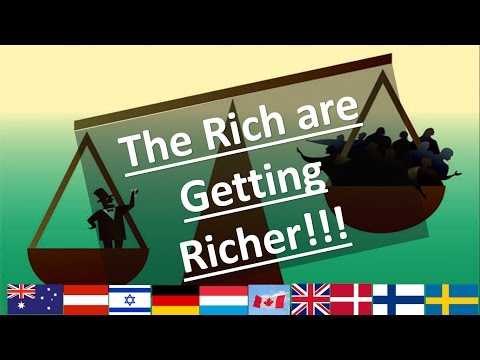 Top 10 Countries (OECD) with the fastest growing income inequality