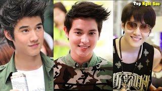 Top Ngôi Sao ★ 5 sao nam Thái Lan có vẻ đẹp hoàn hảo