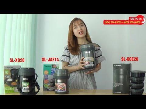 Top 3 hộp cơm giữ nhiệt Zojirushi bán chạy nhất tại META.vn