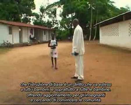 UNICEF - Guinea Bissau, una scuola migliore per Mariama