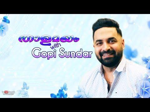Chat with Gopi Sundar | 'Thaalamayam with Gopi Sundar' | Onam Special Programme 2019
