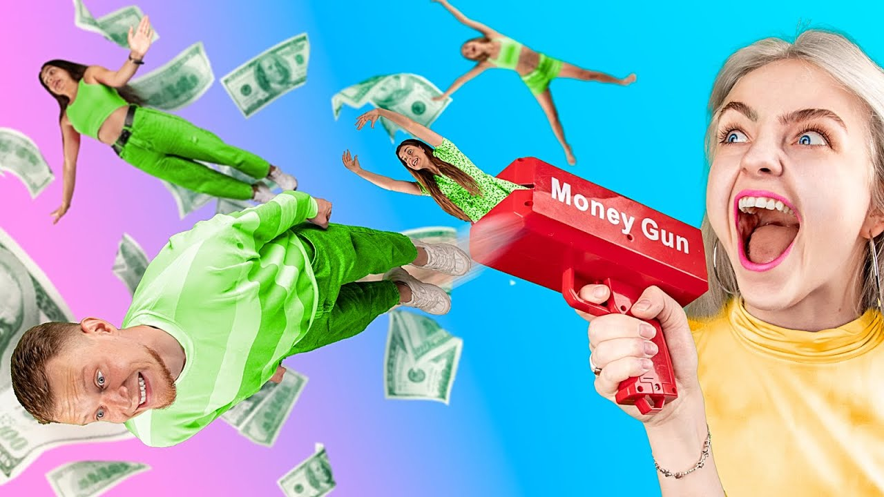 If Money Were People /  Funny Situations