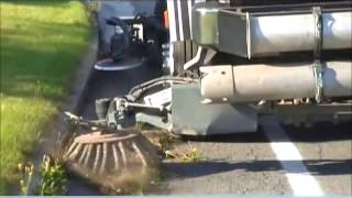 Balayeuse Bucher-Schörling Cityfant 60 au Canada / Road Sweeper, Kehrmaschine, Veegmachine
