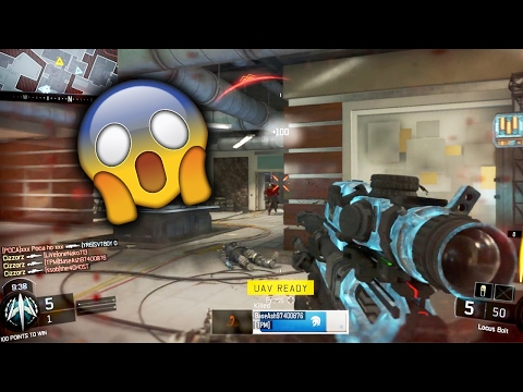 CIZZORZ SNIPES IN BO3 TEAM DEATHMATCH!!