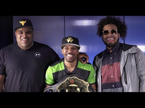 Injustice 2 Gameplay Is Insane & Kendrick Lamar VS J.Cole Talk With Chris Rivers