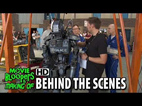 Chappie 2015 Making of & Behind the s Part12